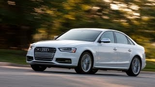 2013 Audi S4 First Drive and Review