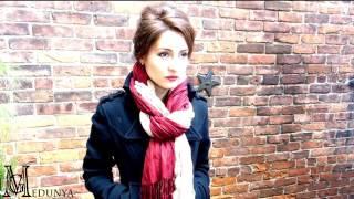 Как завязывать платки, шарфы, палантины (Катя Шлобзик)(Как красиво завязать шарф или платок? В этом видео я покажу свои ЛЮБИМЫЕ способы завязывания шарфов и платк..., 2013-04-07T02:55:10.000Z)