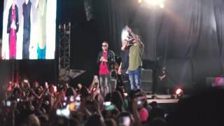 Golpe a Golpe FT. Maluma Concierto Medellín (ESTAR ENAMORADO) - Golpe a Golpe [] ®