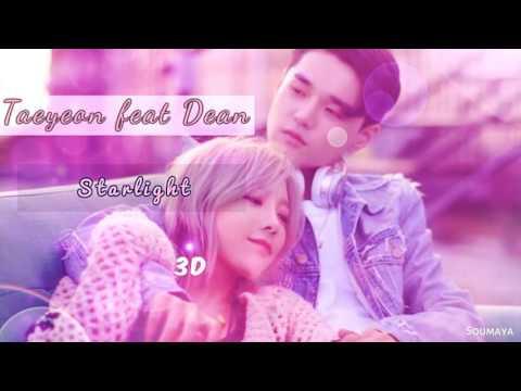Free Download Taeyeon (태연) - Starlight (feat. Dean) [ 3d Use Headphones ] Mp3 dan Mp4