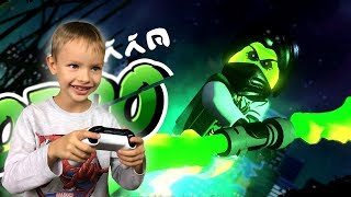 Morro i Nadakhan! #17 - LEGO Ninjago Movie Gra Wideo (Xbox One)