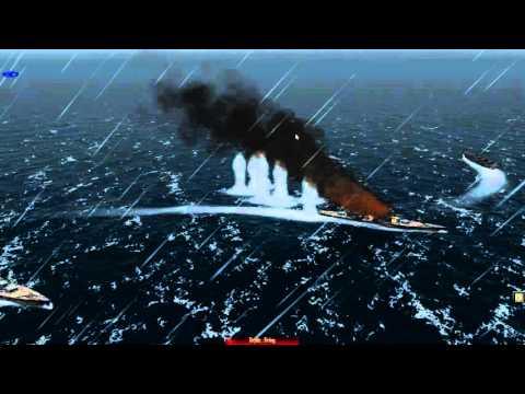 "Let's Play Atlantic Fleet Campaign. Part  39. The ""grand finale"""