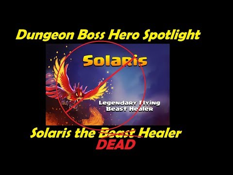 Dungeon Boss Pvp Series - Defeating Solaris Teams