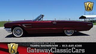 942-TPA 1965 Ford Thunderbird 390 CID V8 Automatic