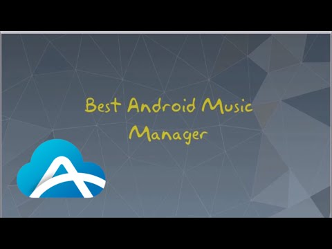 Best Android music manager 2015