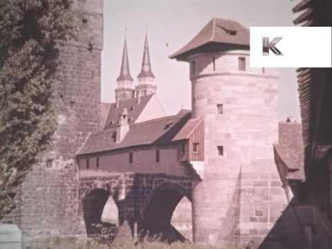 1950s Nuremberg Germany