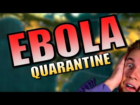 Quarantine Game [EBOLA IN AMERICA] Let's Play Quarantine Gameplay | New Update!