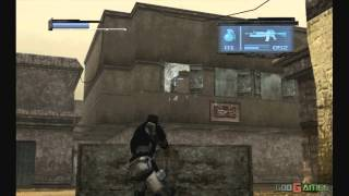 Kill switch - Gameplay Xbox HD 720P (Xbox to Xbox 360)