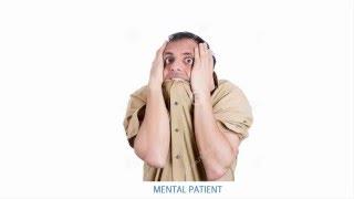 Học Tiếng Anh qua Truyện Cười: 15 - Mental Patient (Bệnh nhân tâm thần)