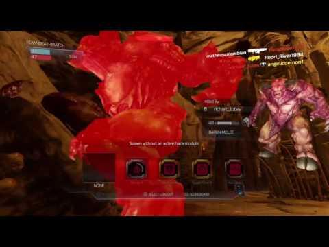 Doom online multiplayer