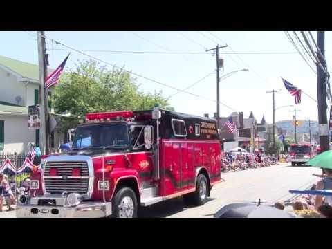 The 56th Annual Canonsburg July 4th Parade