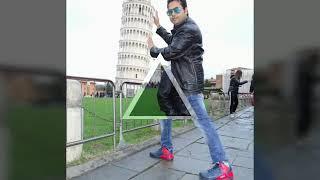 Bipin Prasad Agarwal Pisa tower ITALY