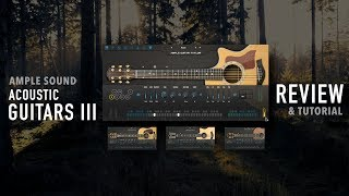 Ample Sound - Acoustic Guitars (Version 3)