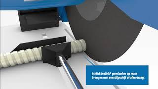 Gevelanker voor geventileerde gevels - Schöck Isolink® type TA-S