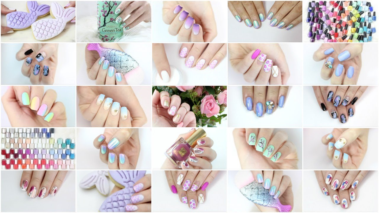 Nail Art Ideas nail art melbourne : Nail Art Compilation | The Nail Trail - YouTube