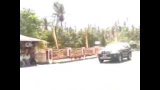 Welcoming SBY in Our Regency