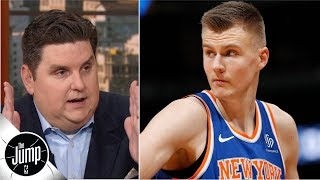 Knicks are getting closer to signing a top-tier free agent in 2019 - Brian Windhorst | The Jump