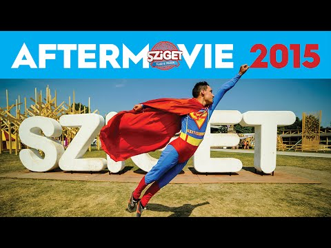 Official Aftermovie - Sziget 2015