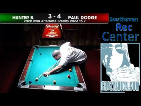Hunter Blackwell Vs Paul Dodge
