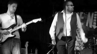 Dutch Border Blues Band, live @ the Nix, Enschede, Netherlands