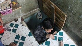 Cuộc sống trong căn nhà 1 m2 duy nhất ở Sài Gòn