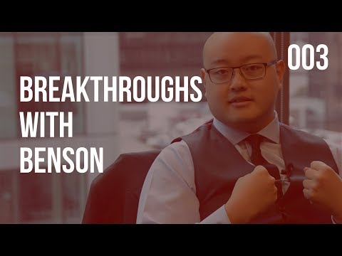 GROW YOUR BUSINESS IN 2017, RAISE YOUR PRICES & REACH YOUR GOALS I BREAKTHROUGHS WITH BENSON 003