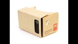 Tuto : comment faire un casque de réalité virtuel.