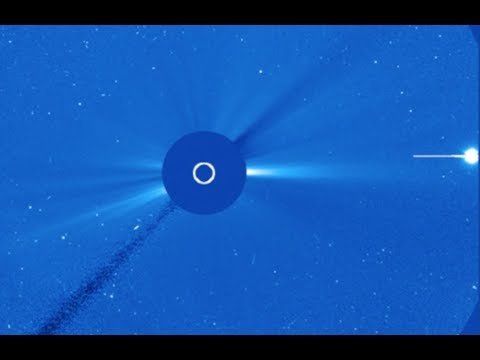Coronal Hole, Arctic Blast, Venus on SOHO | S0 News Dec.9.2017