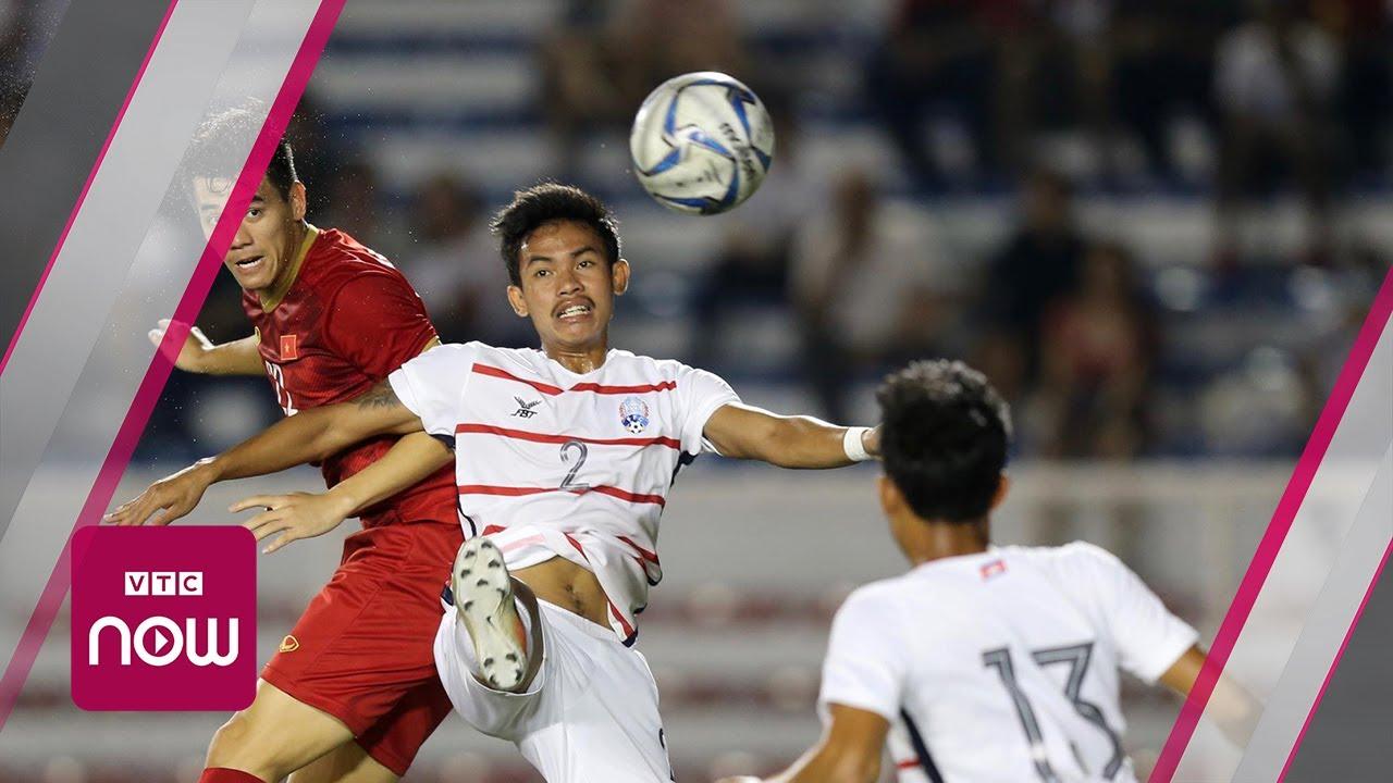Xem lại U22 Việt Nam vs U22 Campuchia, Bán kết SEA Games 30 – 7/12/2019