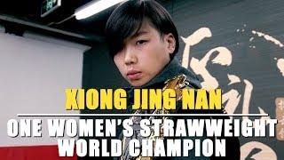 ONE Round With Xiong Jing Nan