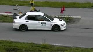 2009/6/7秋田県ジムカーナシリーズ第4戦4クラス第2ヒート ドライバー:佐...