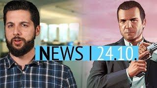 Rockstars Gründe gegen GTA-5-Story-DLCs - Destiny 2 bestverkauftes Spiel des Jahres - News