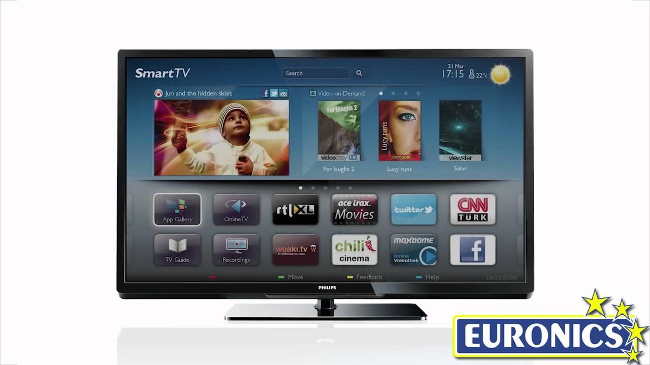 Philips Smart Tv Apps