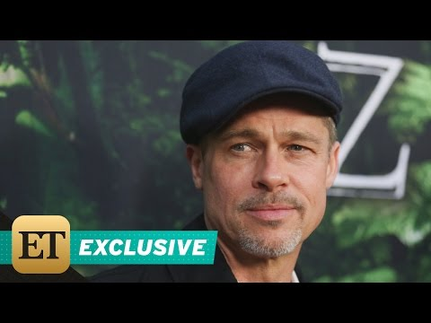 Thumbnail: EXCLUSIVE: Brad Pitt Gets Visit From All 6 Jolie-Pitt Kids at Home