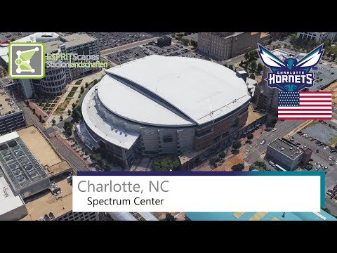 Charlotte, NC - Spectrum Center / 2015