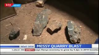 Chinese quarry causing nightmare in Thika town