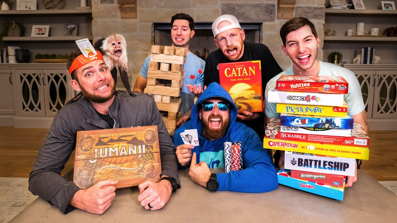 Download Game Night Stereotypes