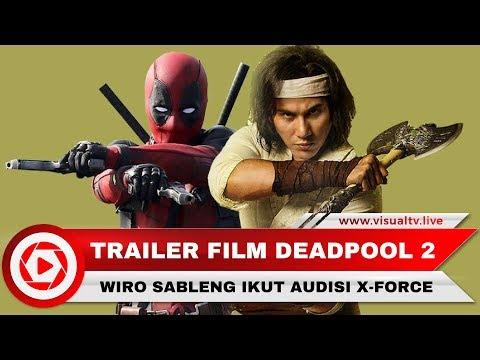 Kocak! Wiro Sableng Ikut Audisi X-Force di Deadpool 2