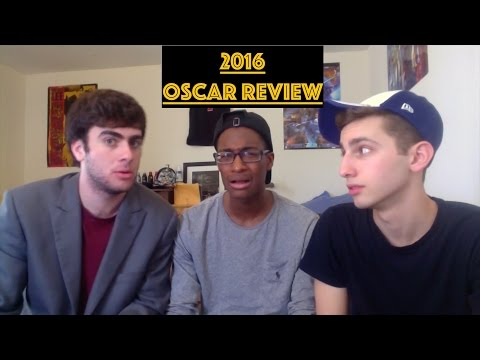2016 Oscar Review