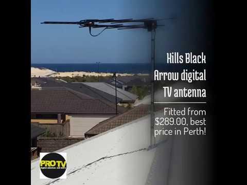 Pro TV Perth TV Antenna Installation Services