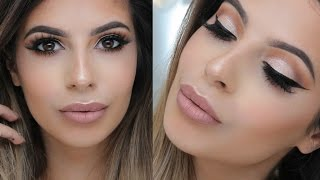 Go -To Makeup Tutorial | VioletVoss X Laura Lee