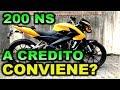 PULSAR 200 NS CONVIENE A CREDITO? - BLITZ RIDER