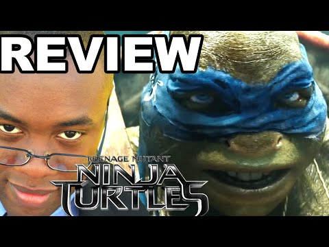 NINJA TURTLES 2014 MOVIE REVIEW (No Spoilers) : Black Nerd