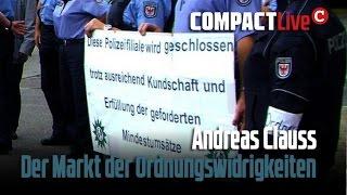 Der Markt der Ordnungswidrigkeiten - Andreas Clauss - COMPACT Live