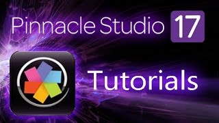 Pinnacle Studio 17 and 18 Ultimate - How to Create Discs Projects and Interactive Menus