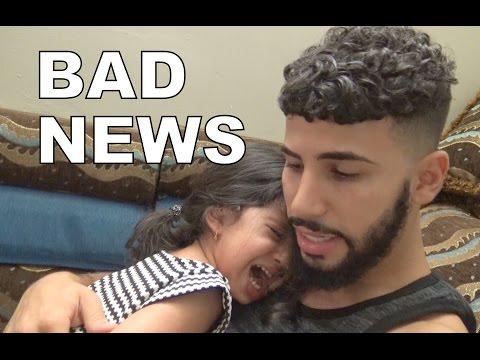 I Have BAD NEWS..