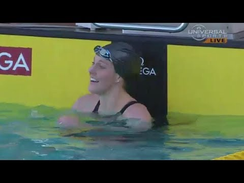 Missy Franklin Wins 200m Freestyle - Universal Sports