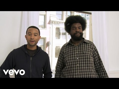 The Roots - John Legend & ?uestlove Teaser: UNSTAGED