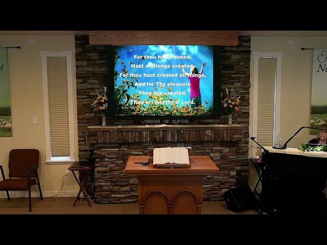 Sunday Service - Mar 28, 2021 - Heb 3:16-4:11 Hardening Of The Heart Pt.2