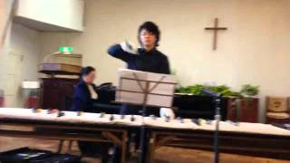 Amazing Grace Solo on Tone chimes